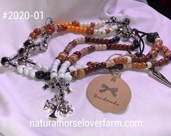 Earth Tones Calming Rhythm Beads