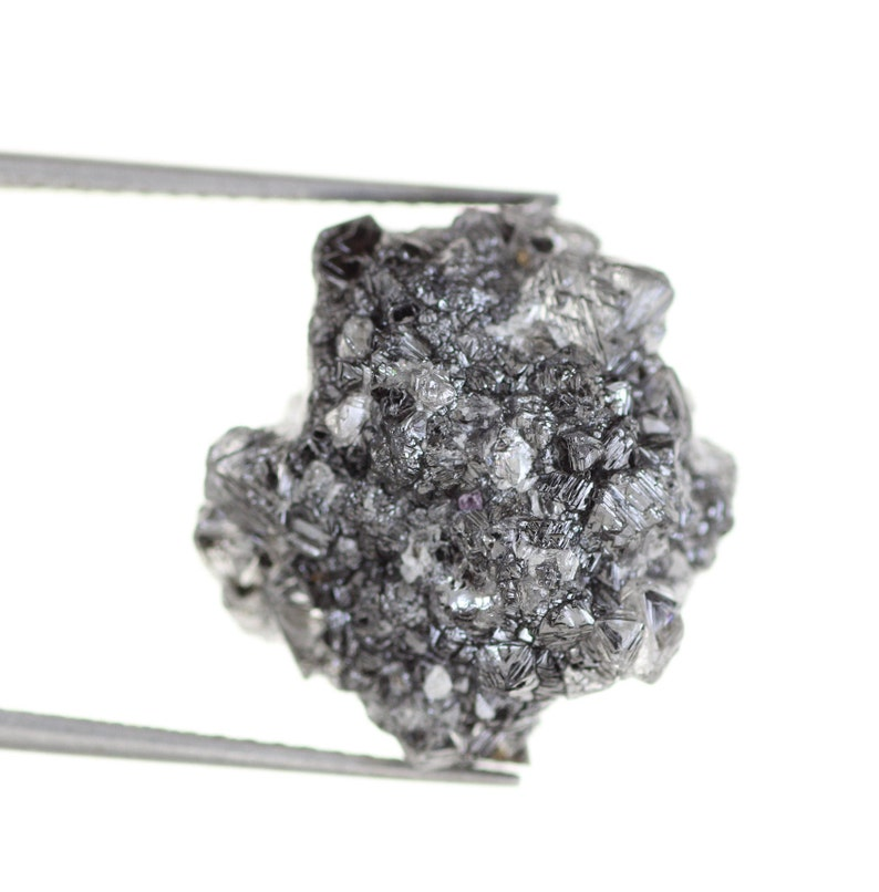 14.04 Cts 1 Pcs Excellent Natural Very Large Biggest Uncut Raw Rough Diamond.Earth Mined Natural Big Uncut Diamond Stone
