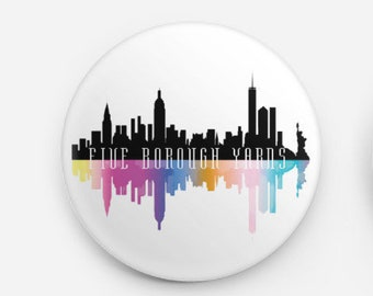 FBY PINBACK BUTTONS