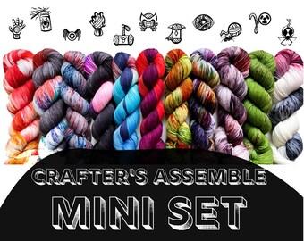 Crafters Assemble Mini Set