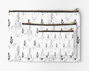 The Realm of Magic Notions Pouch