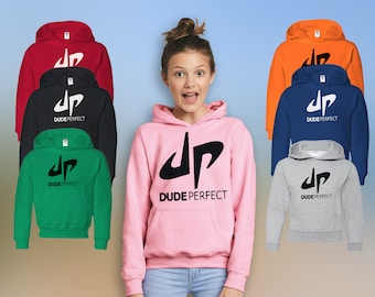DUDE PERFECT DP HOODY INSPIRED HOODY YOUTUBE