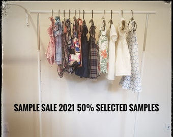 SAMPLE SALE ~ baby toddler girl rompers 50% off sold as pictured, sample size only, summer, birthday outfit, handmade , ships right away