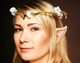 Elf Ears for your Cosplay or Fantasy Outfit - Envien