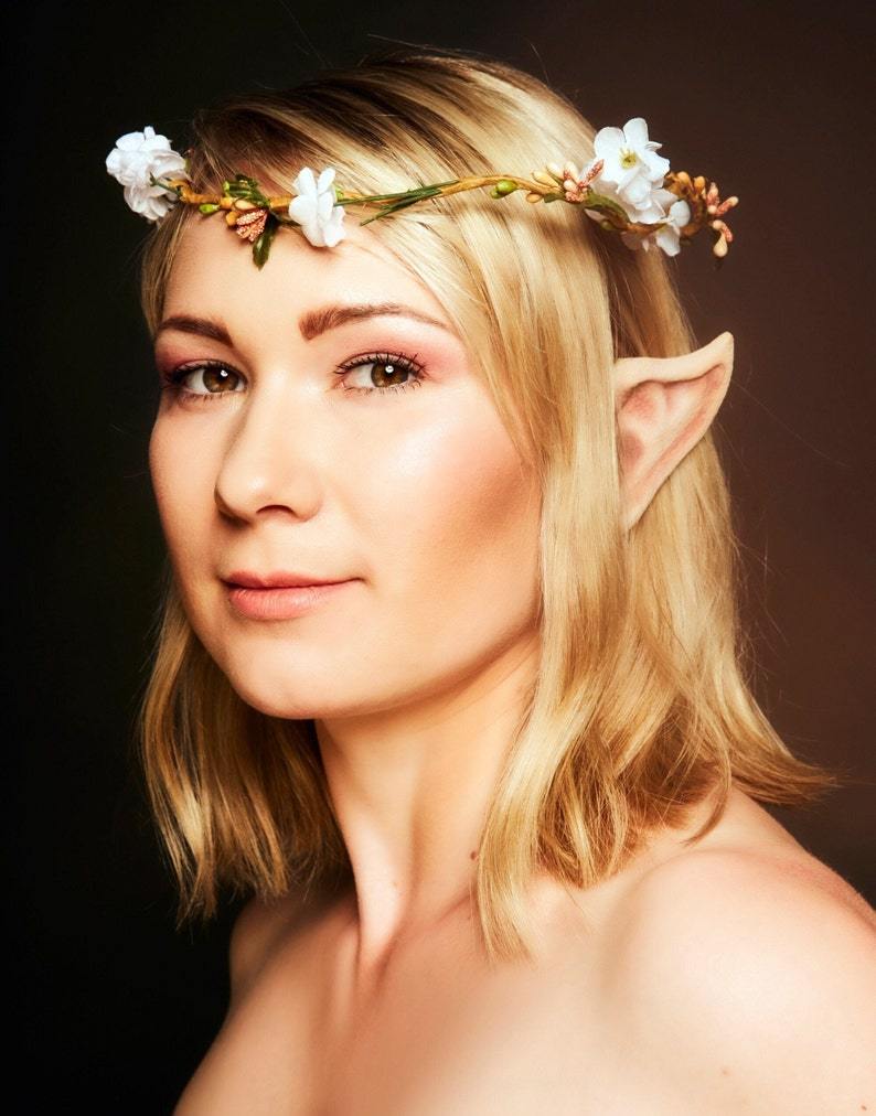 Elf Ears for your Cosplay or Fantasy Outfit  Envien image 0