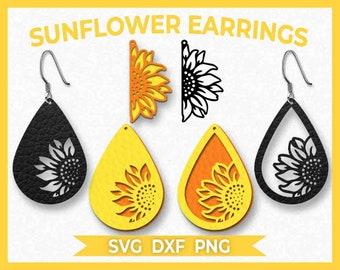 Earring Svg Etsy