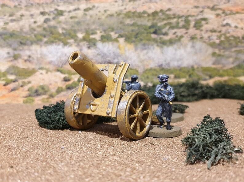 Heavy Field Mortar image 0