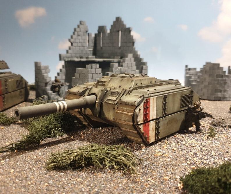 Sledgehammer Tank Destroyer image 0