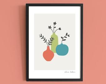 Jarrons print · 30x42