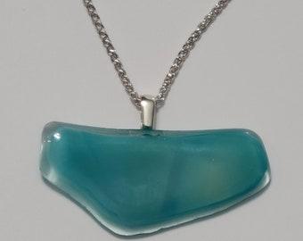 handmade glass pendants 1036