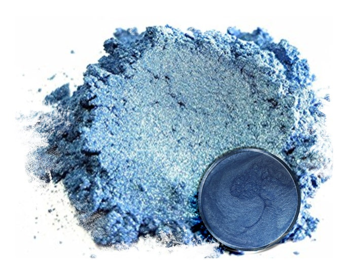 Eye Candy Mica Pigments -ICEBERG BLUE