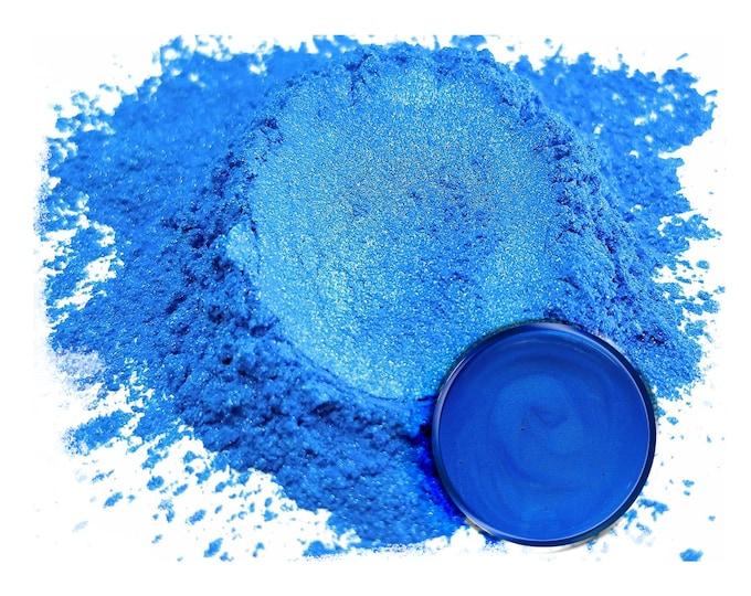 Eye Candy Mica Pigments - DARK OCEAN BLUE
