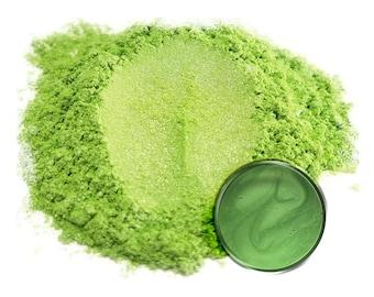 Eye Candy Mica Pigments-GREEN TEA
