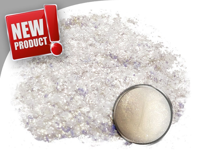 25 Gram - Eye Candy Mica Pigments - GALACTIC GHOST GOLD