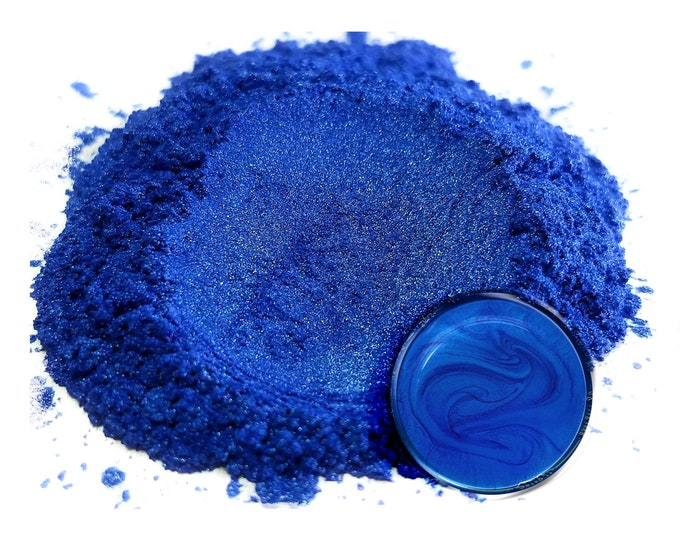 5 Gram - Eye Candy Mica Pigment- PACIFIC BLUE