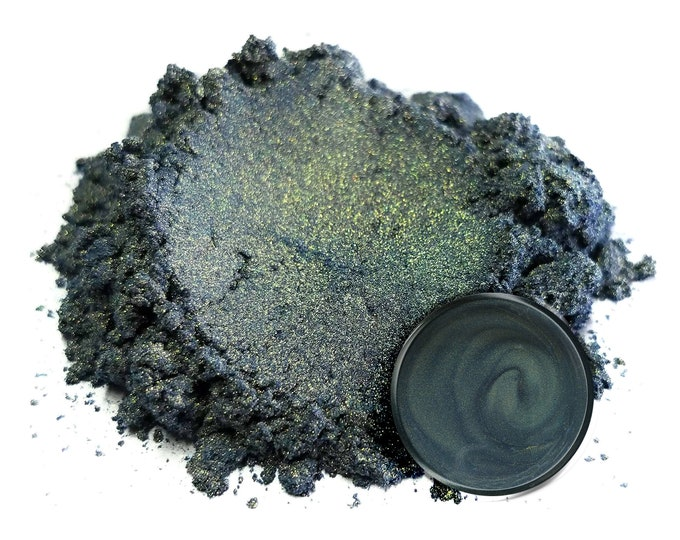 Eye Candy Mica Pigments-BEETLE BLUE
