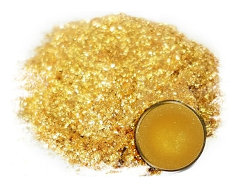 25 Gram - Eye Candy Mica Pigments -ORIA GOLD