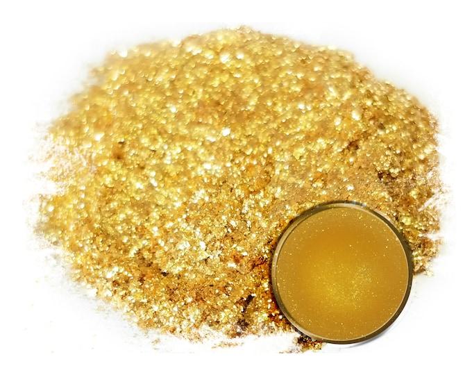 25 Gram - Eye Candy Mica Pigments -ORIA GOLD