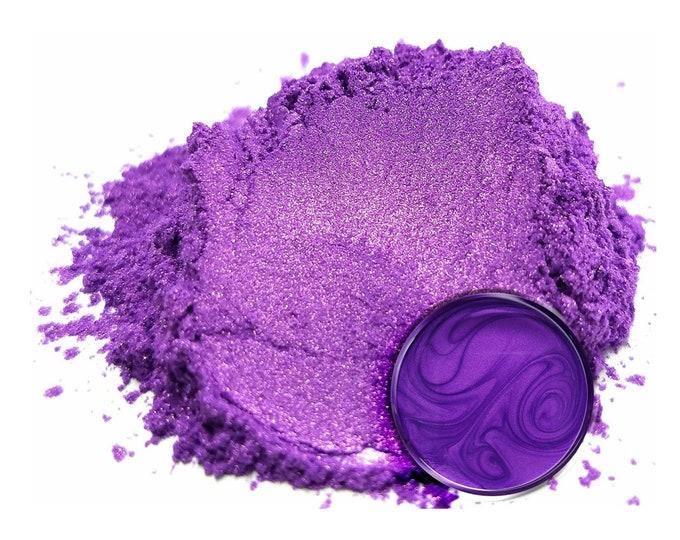 Eye Candy Mica Pigments- BARNEY PURPLE