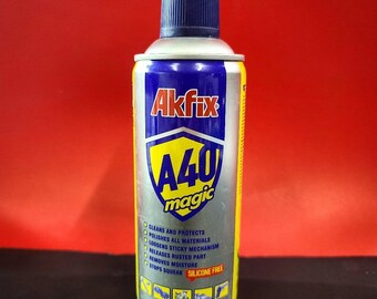 AKfix A40 Silicone Free Lubricant