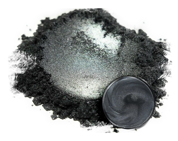 Eye Candy Mica Pigments -TANTO GREY