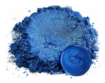 Eye Candy Mica Pigments - OCEAN BLUE