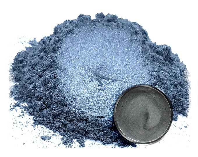 5 Gram - Eye Candy Mica Pigments -FOSSIL GREY