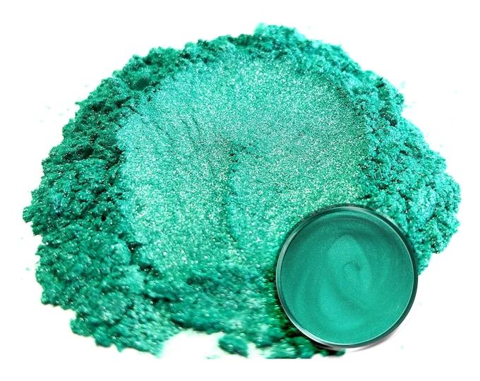 5 Gram - Eye Candy Mica Pigments -WASABI GREEN