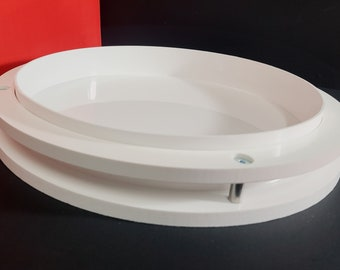"9""-21"" Round MAKERS REUSABLE MOLD™ Shipping World Wide- Four sizes available including base"