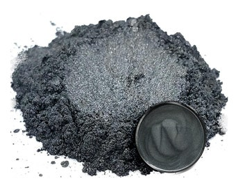 5 Gram - Eye Candy Mica Pigments -KATANA GREY