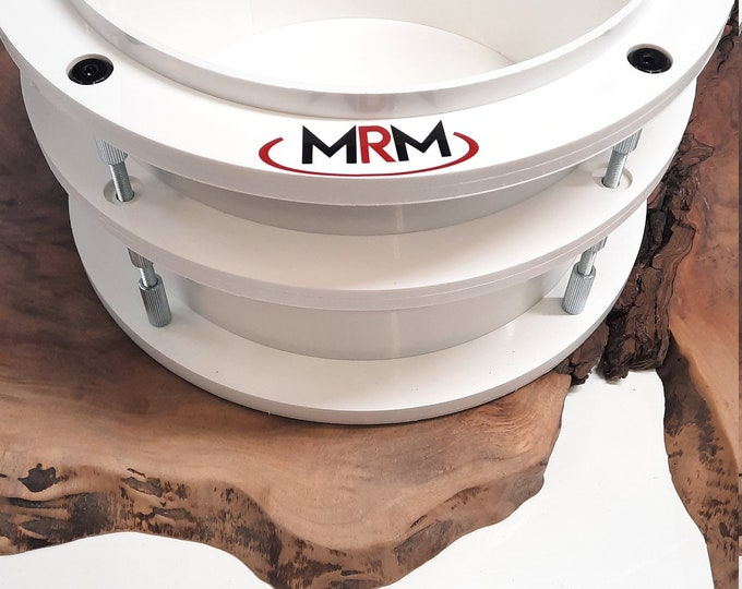 "6"" Deep Round MAKERS REUSABLE MOLD™!!! - Two sizes available"