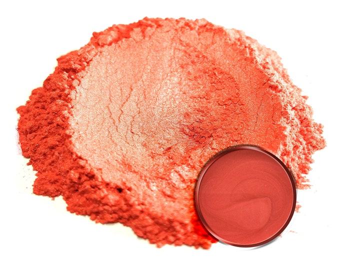 5 Gram - Eye Candy Mica Pigments-CARMINE
