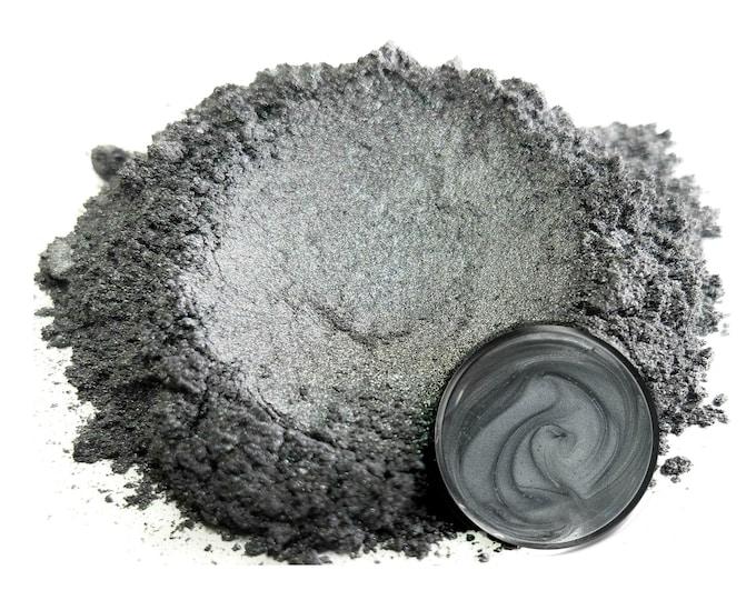 25 Gram - Eye Candy Mica Pigments-SHADOW GREY