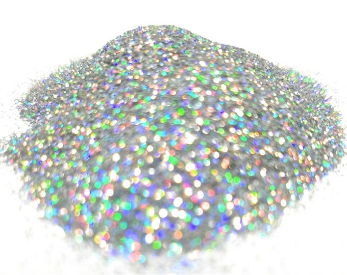 25 Gram - Eye Candy Mica Pigments -BATTLESHIP FLAKES