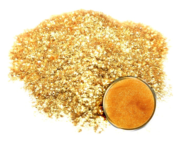 Eye Candy Mica Pigments -14KT GOLD NUGGET