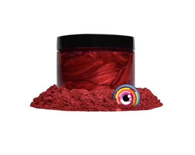 Eye Candy Mica Pigments - YAMAGATA RED
