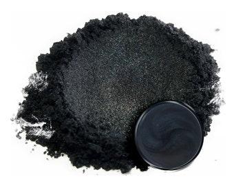 Eye Candy Mica Pigments - NINJA BLACK
