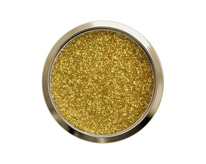 25 Gram - Eye Candy Mica Pigments -HARVEST GOLD FLAKES
