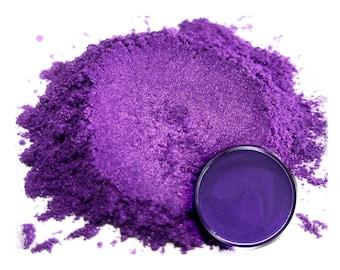 5 Gram - Eye Candy Mica Pigments- RAINBOW VIOLET