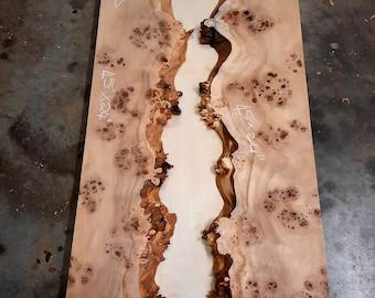 Mappa Burl Slabs Coffee Table Slabs