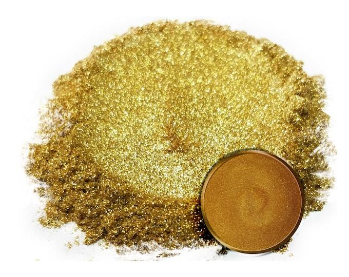 25 Gram - Eye Candy Mica Pigments -SHIBA GOLD