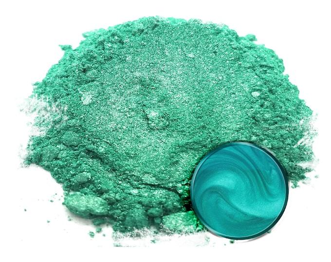 Eye Candy Mica Pigments-SEIJIIRO GREEN