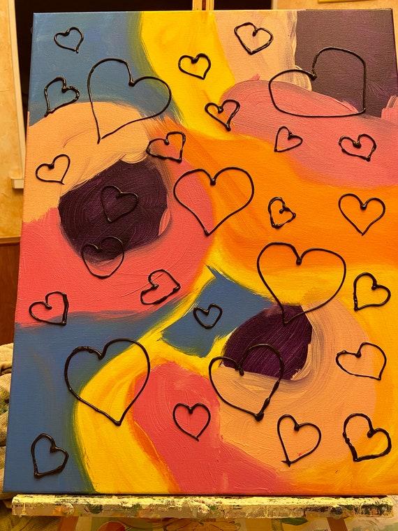 "Love of My Life  16""x20"""