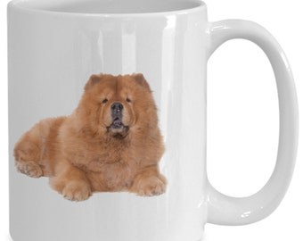 Chow    Tea  for the  Chow lover    in collectible tin