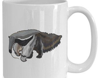 Anteater Mug Etsy