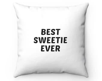 Gifts For Professor Sweetie Professo Best Professor Ever Professor Pillow Case