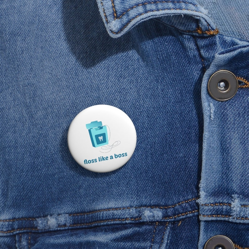 Lapel Pin Enamel Pins Funny Pin Floss like a boss  Pin Lapel Pins Hat Pin Floss like a boss Button Button Set