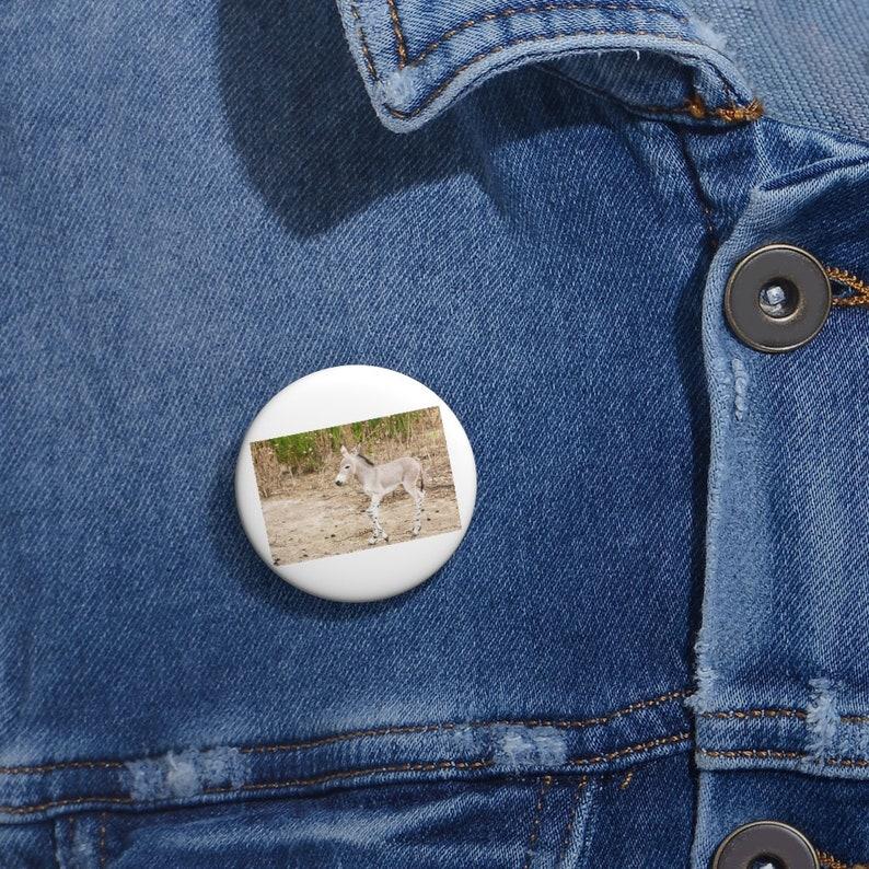 Somali Wild Ass In Nature Button Enamel Pins Lapel Pins Somali Wild Ass In Nature Pin Funny Pin Hat Pin Lapel Pin Button Set