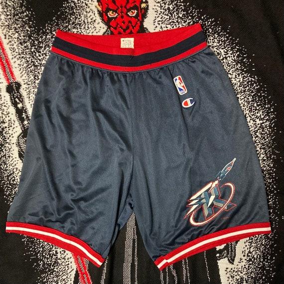 Vintage 90's || Houston Rockets || NBA Shorts || C