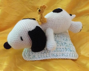 Snoopy and Woodstock > cuddly toy